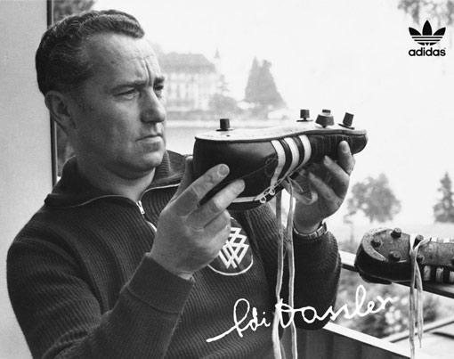 Создание бренда Adidas Адольф Дасслер История легенда