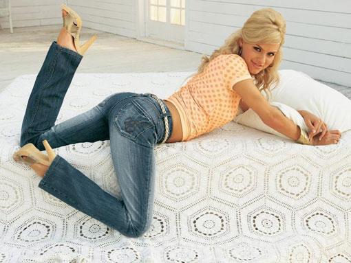 фото сексуальных девушек в джинсах