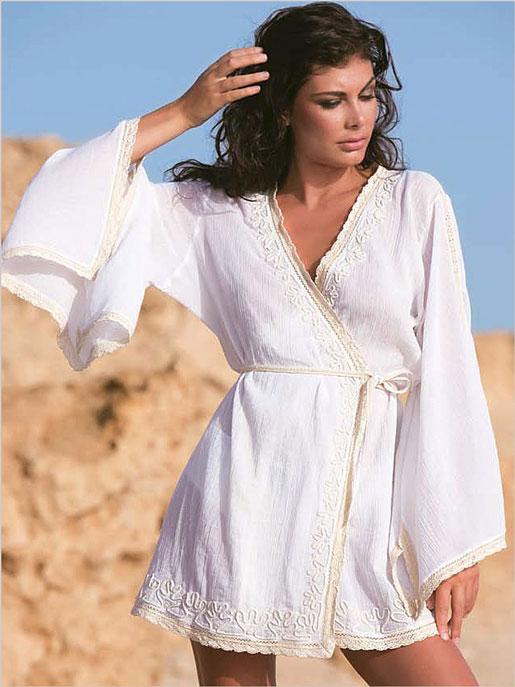 в архивах: платья на лето для полных и как пошить пляжную тунику.