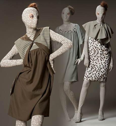 как сшить платье из цветного трикотажа - Выкройки одежды для детей и...