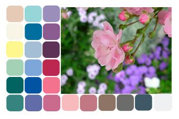 Одежда для женщин и аксессуары для летнего цветотипа.